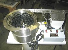 vibratory feeder O ring feeder bowl