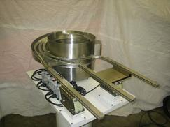o ring multiple lane vibratory feeder bowl