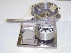 vibratory feeder sot device feeder